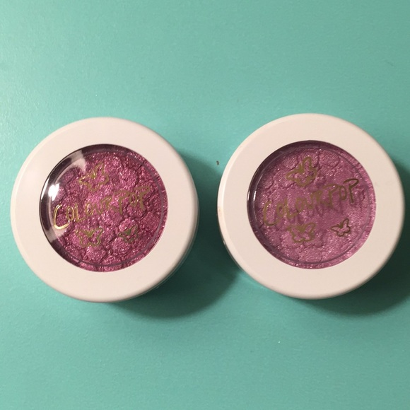 Colourpop Other - Colourpop Super Shock Shadows x2